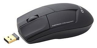 Мышь Intro MW106 Black USB