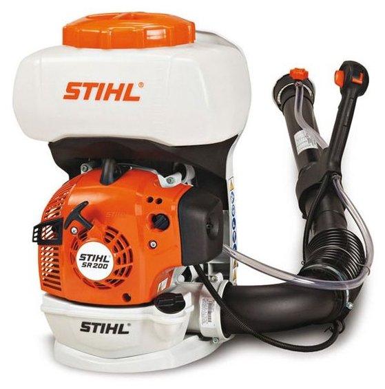 Бензиновый опрыскиватель Stihl SR 200