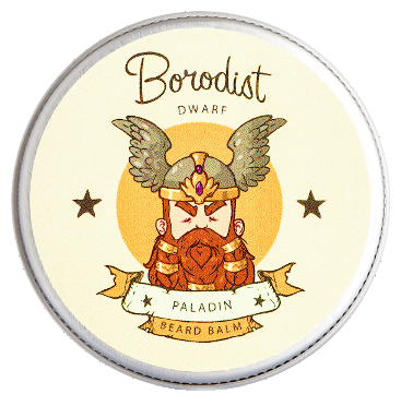 Borodist Бальзам для бороды Paladin