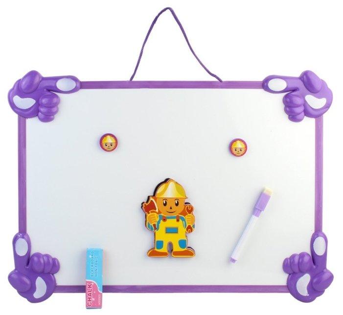 Доска для рисования детская Shantou Gepai двусторонняя (635469)