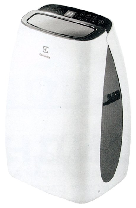 Мобильный кондиционер 2,6 кВт Electrolux EACM-10 HR/N3