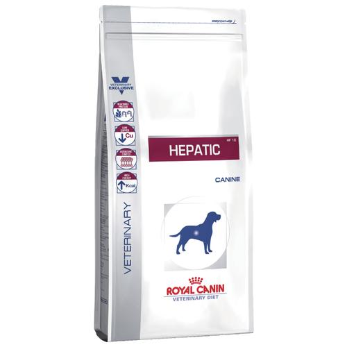 Корм для собак Royal Canin (1.5 кг) Hepatic HF16Корма для собак<br>