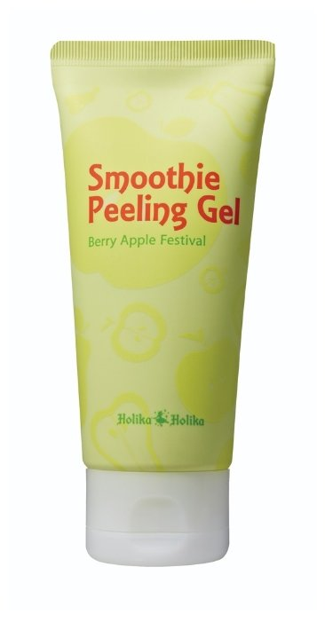 Holika Holika пилинг-гель Smoothie Peeling Gel Berry Apple Festival