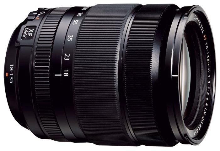 Fujifilm X-T1 Kit XF18-135mm F3.5-5.6 R OIS WR (черный)