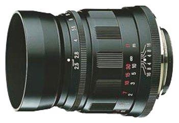 Voigtlaender 75mm f/2.5 Color-Heliar Leica M
