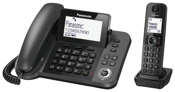 Радиотелефон Panasonic KX-TGF310