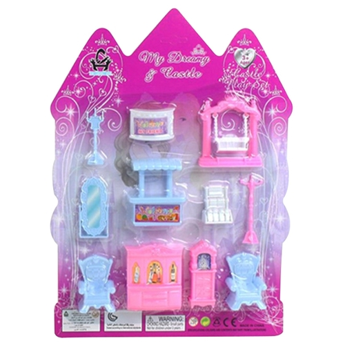 S+S Toys Набор мебели My Dreamy and Castle (1132692)