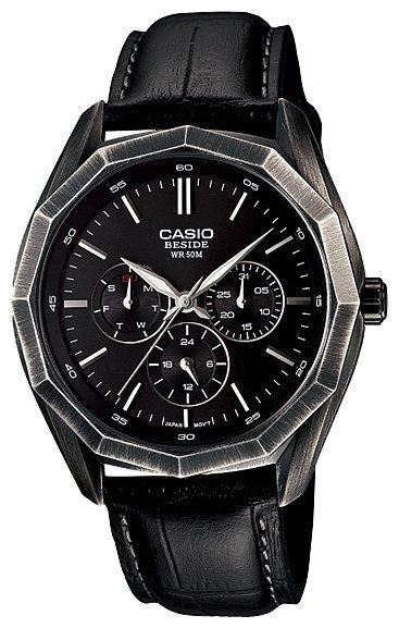 Наручные часы CASIO BEM-310BL-1A