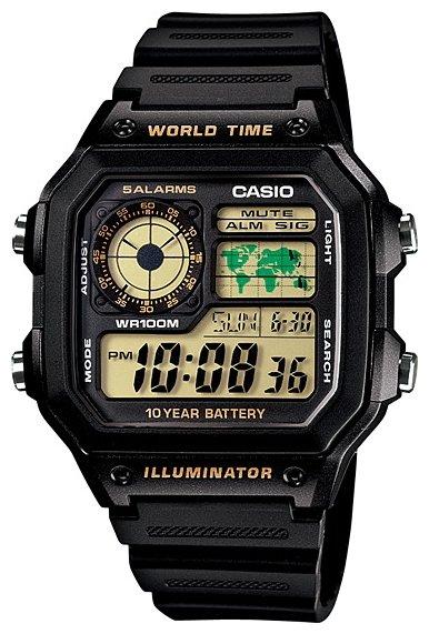 Наручные часы CASIO AE-1200WH-1B