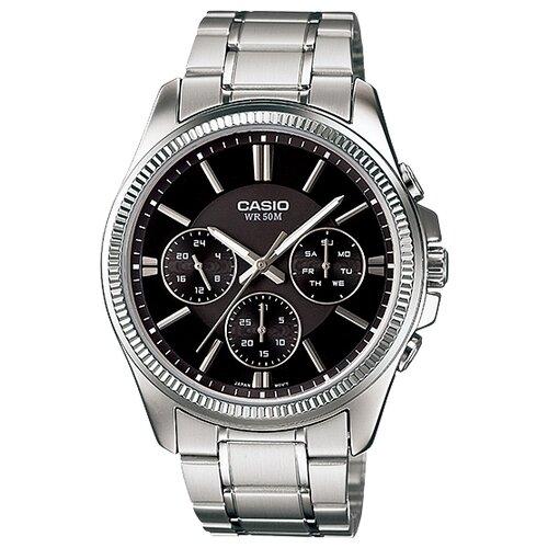 Наручные часы CASIO MTP-1375D-1A наручные часы casio mtp 1253d 1a