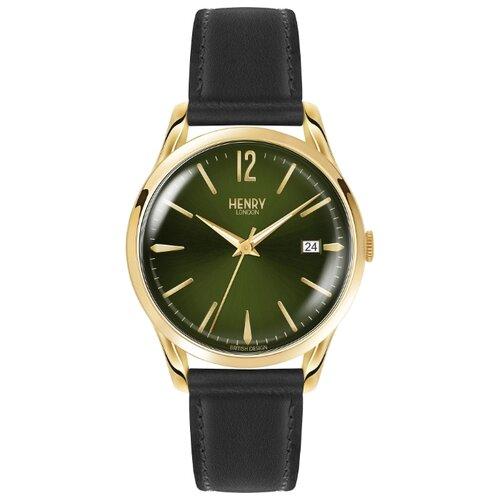 henry cotton s бермуды Наручные часы HENRY LONDON HL39-S-0100