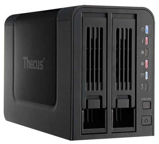Thecus N2310, 2xHDD SATA-lI, 1x10/100/1000Mbps
