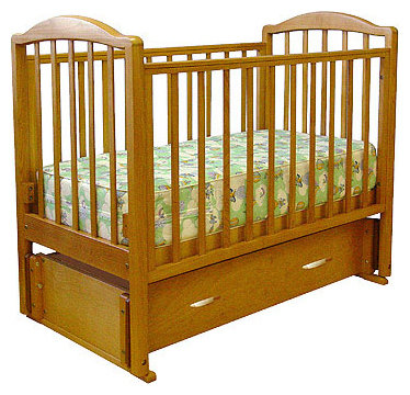 Кроватка Красная Звезда Регина С600