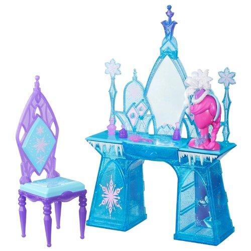 Купить Игровой набор Hasbro Холодное сердце. Снежное сияние. Туалетный столик B5176, Игровые наборы и фигурки