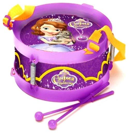 Умка барабан Disney София Прекрасная B64115-R4