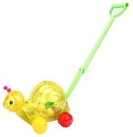 Каталка-игрушка Стеллар Улитка (01359) со звуковыми эффектами