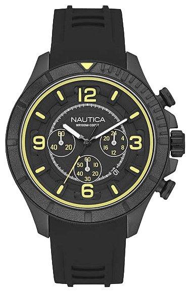 Мужские часы Nautica A10097G Мужские часы Слава 1391740/2115-300