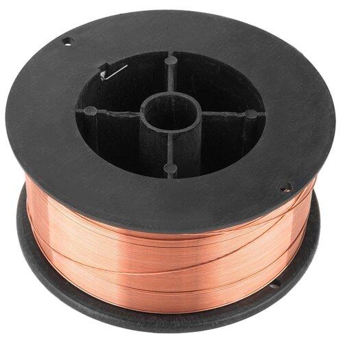 Проволока из металлического сплава FoxWeld ER70S-6 0.8мм 1кг проволока из металлического сплава барс er 70s 6 0 8мм 1кг