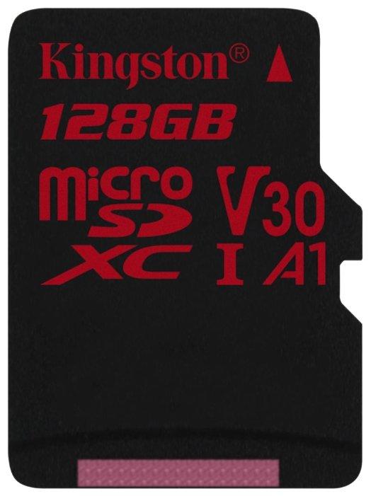 Карта памяти Kingston SDCR/128GBSP