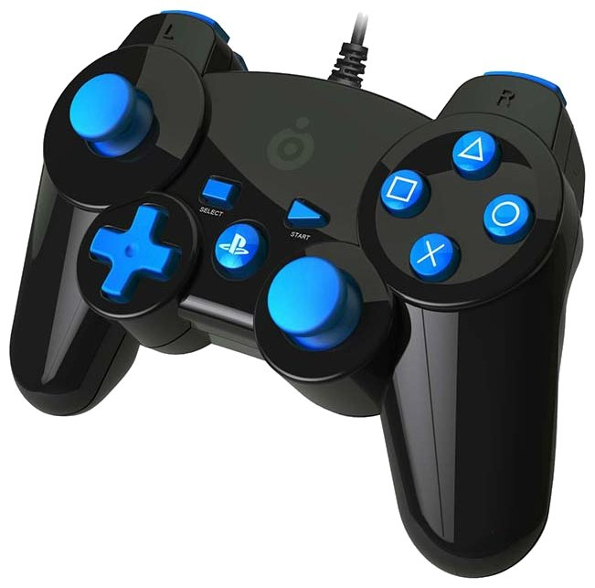 BigBen Wired Controller for PS3