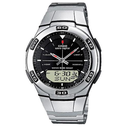 Наручные часы CASIO WVA-105HDE-1A наручные часы casio radio controlled wva 109he 1b