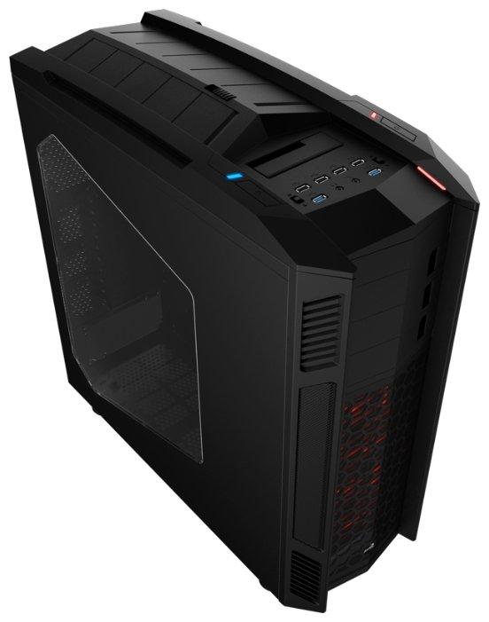 Компьютерный корпус AeroCool XPredator II Black