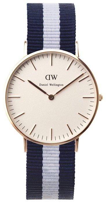 Наручные часы Daniel Wellington Classic Glasgow Lady gold
