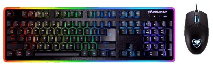 COUGAR Клавиатура и мышь COUGAR Deathfire EX Black USB