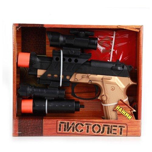 Купить Пистолет Играем вместе (184142), Игрушечное оружие и бластеры