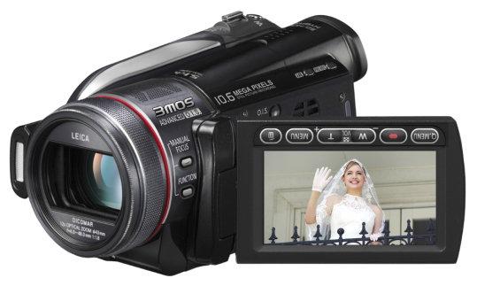 Видеокамера Panasonic HDC-HS300