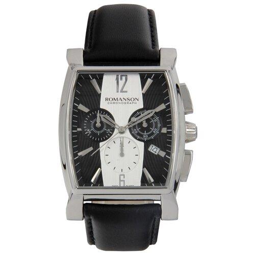 цена на Наручные часы ROMANSON TL1249HMW(BK)BK