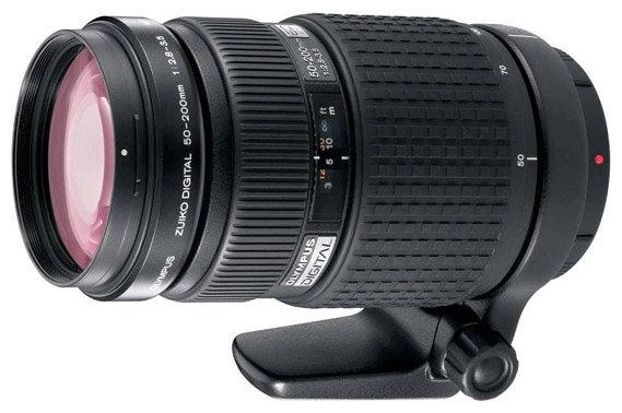 Объектив Olympus ED 50-200mm f/2.8-3.5