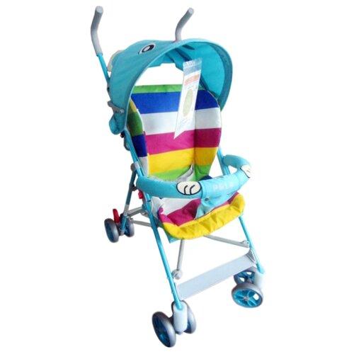 Прогулочная коляска Alis Polo бирюзовый прогулочная коляска baby care polo light terrakote