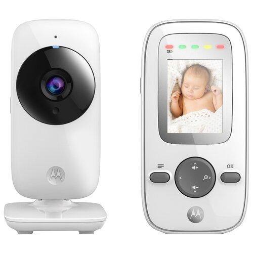 цена на Видеоняня Motorola MBP481 белый