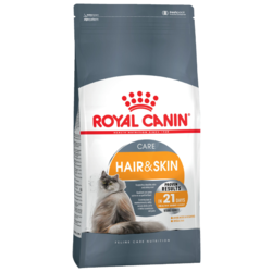 Корм для кошек Royal Canin Hair & Skin Care