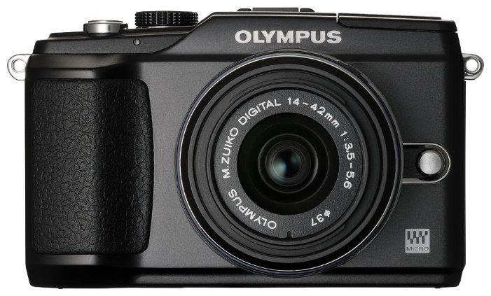 Фотоаппарат Olympus Pen E-PL2 Kit