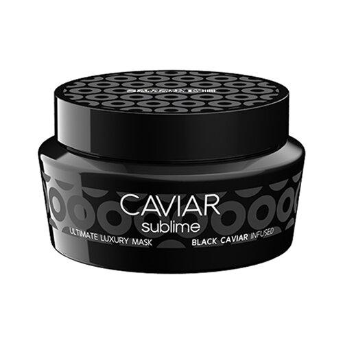 Selective Professional Caviar Sublime Black Ultimate luxury mask Маска для для глубокого питания и смягчения ослабленных волос, 250 мл фото