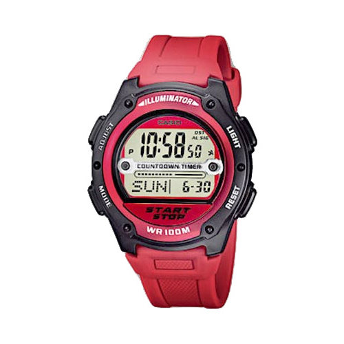 Наручные часы CASIO W-756-4A casio часы casio ae 2100w 4a коллекция digital