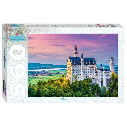 Купить Пазл Step puzzle Travel Collection Бавария Замок (78092), 560 дет., Пазлы