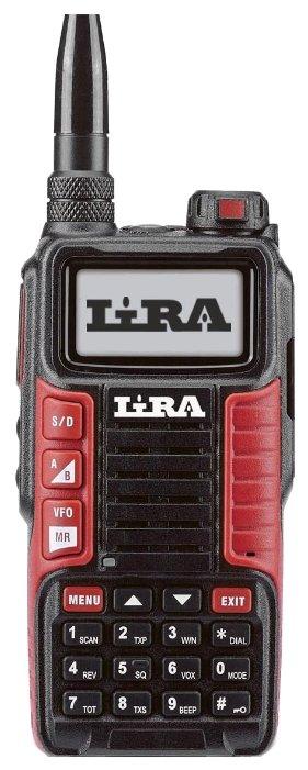 Рация LIRA P-580 UV
