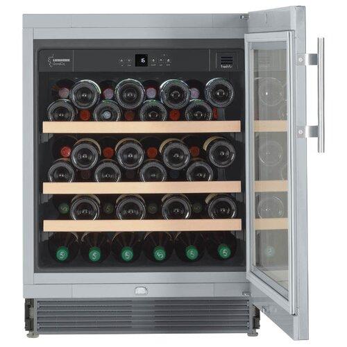 Встраиваемый винный шкаф Liebherr UWKes 1752 встраиваемый винный шкаф liebherr ewtdf 3553