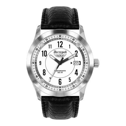 Фото - Наручные часы Нестеров H0959E02-05A наручные часы нестеров h2467b82 45e