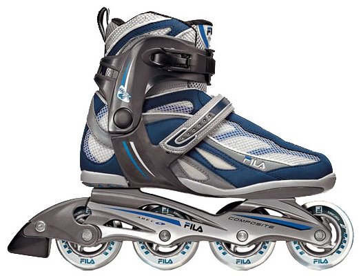 Роликовые коньки Fila Skates Helix 46 Men 2006