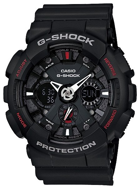 Наручные часы CASIO GA-120-1A