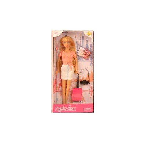Купить Кукла Defa Lucy Путешественница, 29 см, 8377, Куклы и пупсы