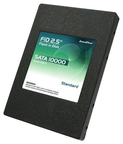 Твердотельный накопитель InnoDisk SATA 10000 64Gb