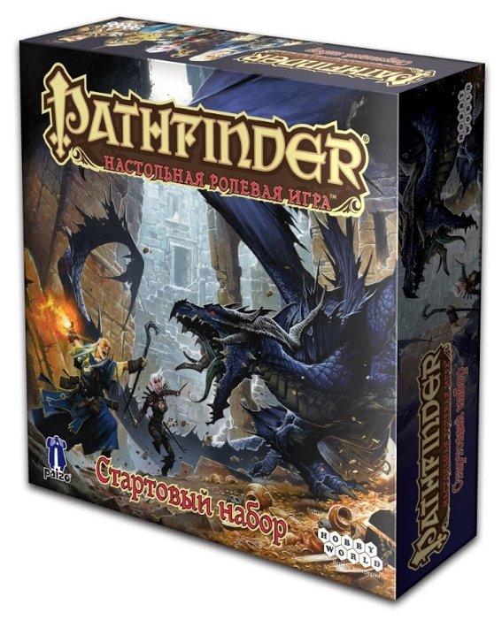 Настольная игра HOBBY WORLD Pathfinder. Стартовый набор — купить по выгодной цене на Яндекс.Маркете