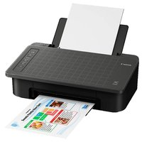 Принтер Canon PIXMA TS304 струйный Настольный офисный / цветной (2) / 7,7 изобр./мин / 4800x1200 dpi / A4 / USB, Wi-Fi
