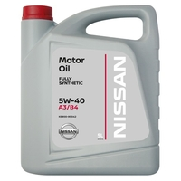 Моторное масло Nissan 5W-40 FS A3/B4 5 л