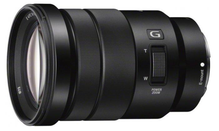 Sony Объектив Sony 18-105mm f/4 G OSS PZ E (SELP18105G)
